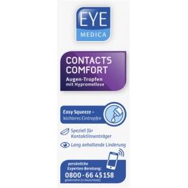 EyeMedica ContactsComfort Augentropfen