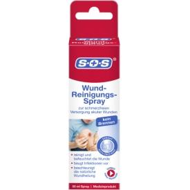 SOS Wund-Reinigungsspray