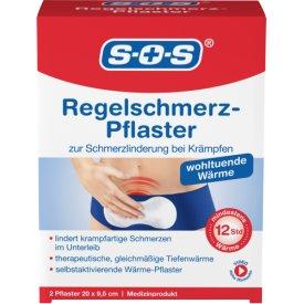 SOS Regelschmerz-Pflaster