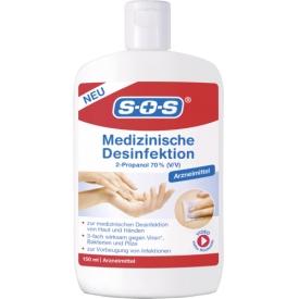 SOS Medizinische Desinfektion