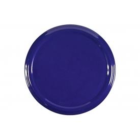 Dosen-zentrale Twist-off Deckel sterilisationsfest Ø82mm dunkelblau
