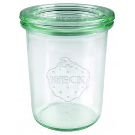 Weck Rundrandglas Mini-Sturz 160 ml mit Deckel 60mm