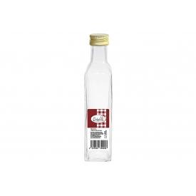 Dosen-zentrale Flasche Marasca Einkochwelt 250 ml mit 31,5mm PP-Verschluss