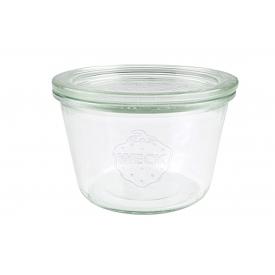 Weck Rundrandglas Sturz 250 ml mit Deckel 100mm