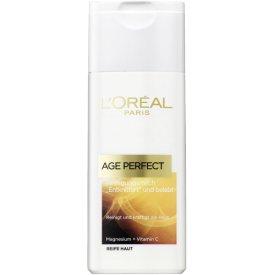 L`Oreal Reinigungsmilch Dermo Expertise Reinigung Age Perfect
