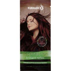 Keralock Haartönung Inspiration Brilliant Reflex Rot Braun