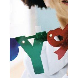 Tesa Klebestreifen Powerstrips Deco transparent 16 Stück