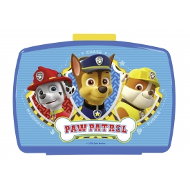 P:os Brotdose Paw Patrol mit Einsatz