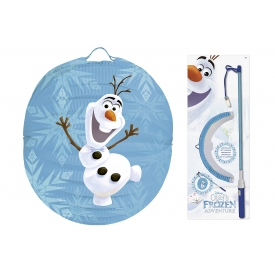 P:os Lampion/Laternen-Set Frozen Olaf