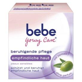 Bebe Spezialpflege Beruhigende Pflege Empfindliche Haut