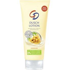 CD Duschcreme Dusch Lotion Sanddorn