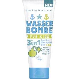 Bellybutton Wasserbombe 3in1 Boys Shampoo, Spülung, Dusche