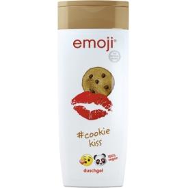 emoji Duschgel #cookie kiss