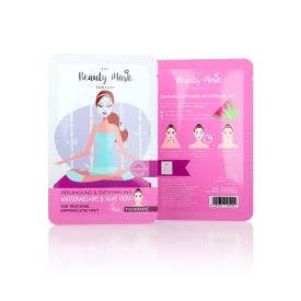 Beauty Mask Tuchmaske Beruhigung