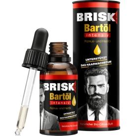 Brisk Bart Öl Intensiv