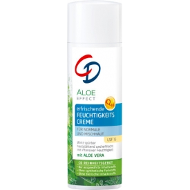 CD Aloe Effect erfrischende Feuchtigkeitscreme