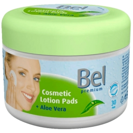 Bel Cosmetic Lotion Pads mit Aloe Vera