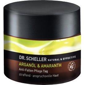 Dr.Scheller Tagespflege Anti-Falten Arganöl & Amaranth