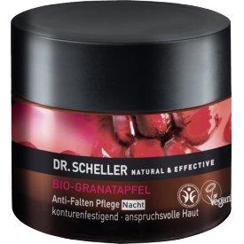 Dr.Scheller Nachtcreme Anti-Falten Bio-Granatapfel