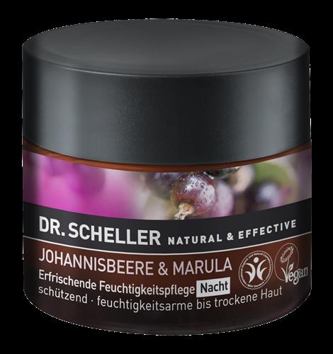 Dr Scheller&nbsp Erfrischende Feuchtigkeitspflege Nacht