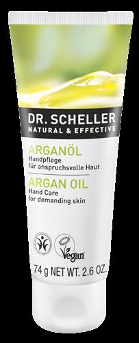 Dr Scheller&nbsp Arganöl Handpflege