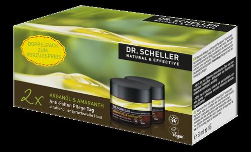 Dr Scheller&nbsp Arganöl und Amarant Set Doppelpack