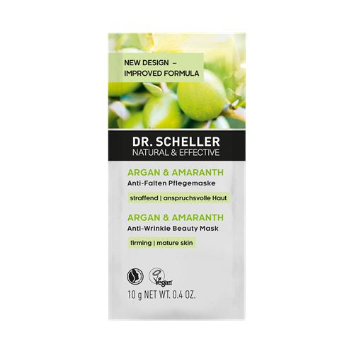 Dr Scheller Anti-Falten Pflegemaske