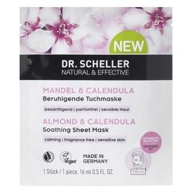 Dr.Scheller Gesichtspflege Mandel & Calendula