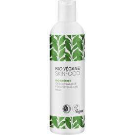 Bio Vegane Skinfood&nbsp Gesichtswasser