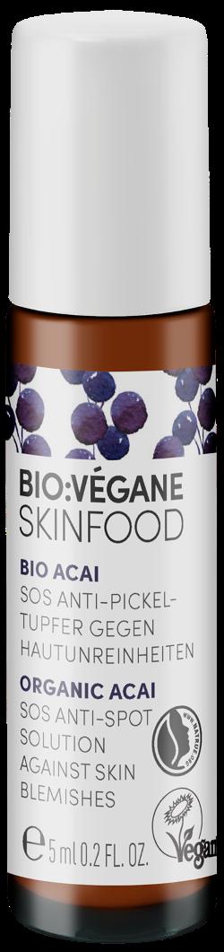 Bio Vegane Skinfood SOS Anti Pickeltupfer