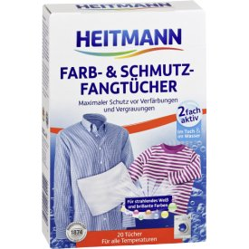 Heitmann Farb und Schmutzfangtücher