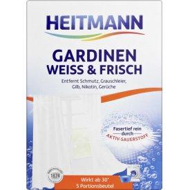 Heitmann Gardinen Weiss & Frisch