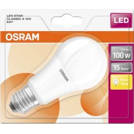 Osram LED Classic Glühlampe E27 806lm 13 Watt
