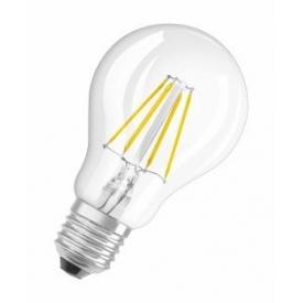 Osram LED Retrofit Glühlampe E27 470lm 4 Watt warmweiß