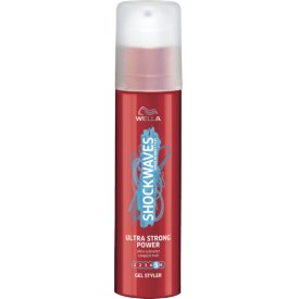 Wella Haargel Shockwaves Ultra Strong Power