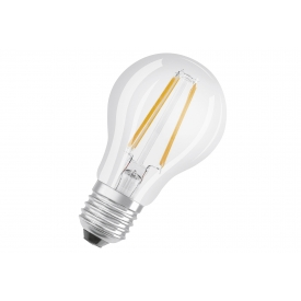 Osram LED Birne A60 6W klar E27