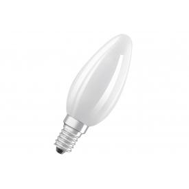 Osram LED Kerze E14 6W matt