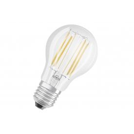 Osram LED Birne E27 8,5W klar dim