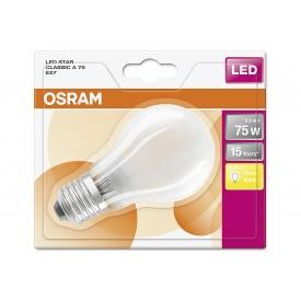 Osram LED Birne E27 8,5W matt