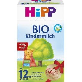 Hipp Bio Kindermilch Pulvermilchnahrung