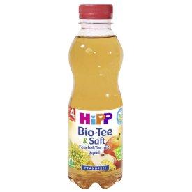 Hipp Bio-Tee & Saft Fencheltee mit Apfel