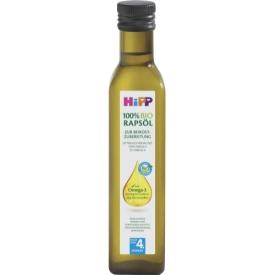 Hipp 100 % Bio Rapsöl, 250 ml