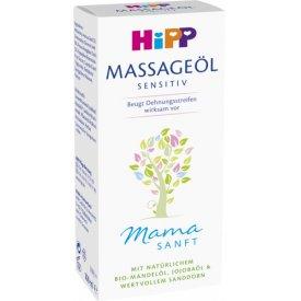 Hipp Mamasanft Massage Öl
