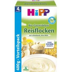 Hipp Bio Getreidebrei Reisflocken