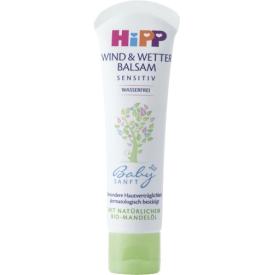 Hipp Babysanft   Wind  & Wetter Balsam