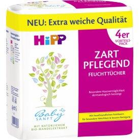 Hipp Feuchttücher Zart Pflegend