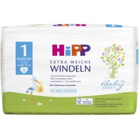 Hipp Babysanft Windeln Gr. 1 Newborn, 2-5 kg