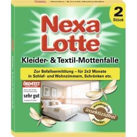 Nexa Lotte Mottenfalle Textil