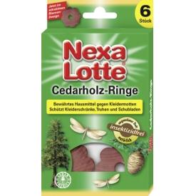 Nexa Lotte Cedarholzringe