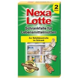 Nexa Lotte Lebensmittelmotten Falle